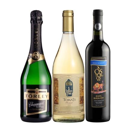 匈牙利美酒三件套