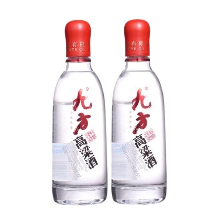 45°九方高粱酒500ml(双瓶装)