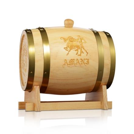西班牙欧玛尼3L橡木桶装干红葡萄酒