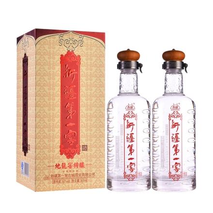 50°新疆古城地龙窖特酿500ml(双瓶装)
