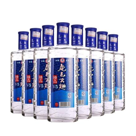 46°鹿邑大曲精品V5 450ml(8瓶装)