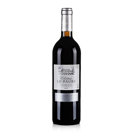 法国乐芙城堡AOC干红葡萄酒750ml