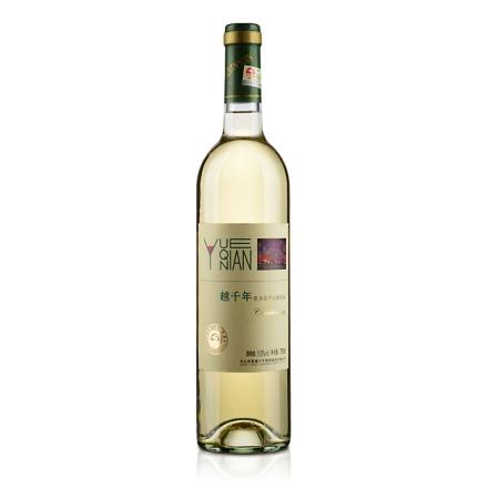 【清仓】中国越千年霞多丽干白葡萄酒750ml