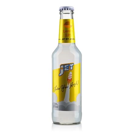 3.8°杰特朗姆预调酒柠檬味275ml