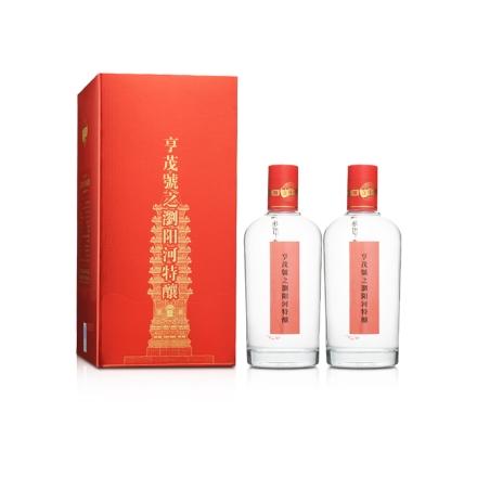 42°亨茂号之浏阳河特酿475ml(双瓶装)