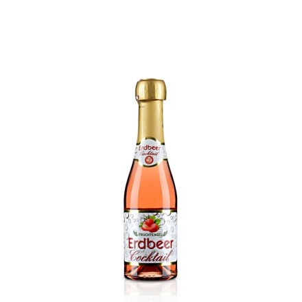 德国酒星草莓口味起泡葡萄配制酒200ml(乐享)