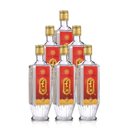 38°壹湖好酒光瓶500ml(6瓶装)