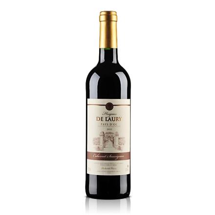 法国菈维干红葡萄酒750ml