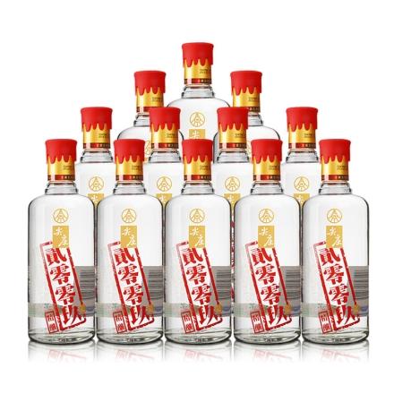 50°五粮液(股份)尖庄贰零零玖(2009)精酿450ml(12瓶装)