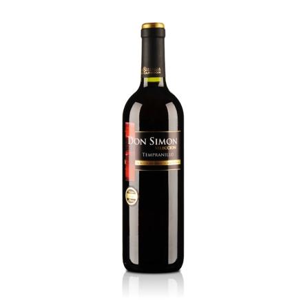 西班牙红酒当西蒙精选干红葡萄酒750ml