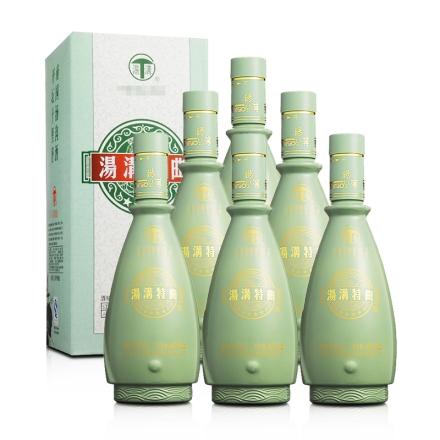 【清仓】45°汤沟特曲(四星)480ml(6瓶装)