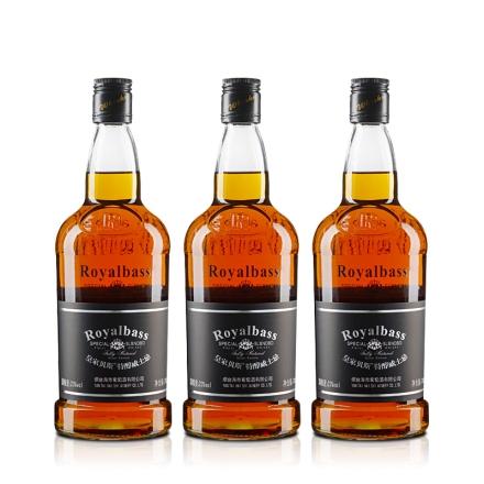 23°皇家贝斯特醇威士忌700ml(3瓶装)
