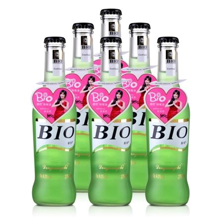 4°BIO青柠味预调酒275ml(6瓶装)