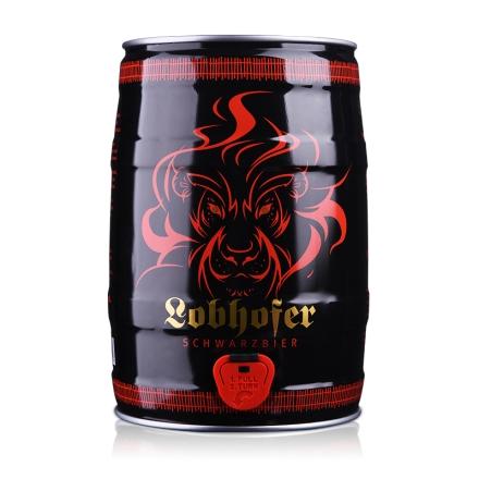 德国欢伯瑞狮黑啤酒5L