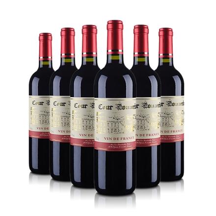 法国勃朗宁古堡干红葡萄酒750ml(6瓶装)