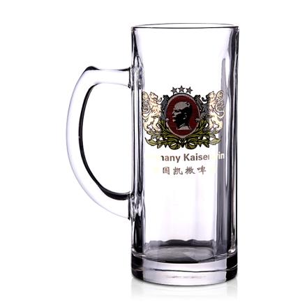 凯撒啤酒杯400ml(乐享)