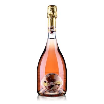 意大利意彩原装进口玫瑰红高泡起泡葡萄酒750ml