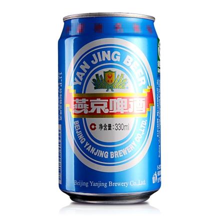 燕京精品啤酒330ml (6瓶装)