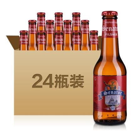 比利时尚图1842纪念版啤酒250ml(24瓶装)废除
