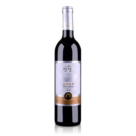 沙恩·金沙臻堡葡园优雅干红葡萄酒750ml