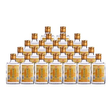 52°景芝白乾100ml(24瓶装)