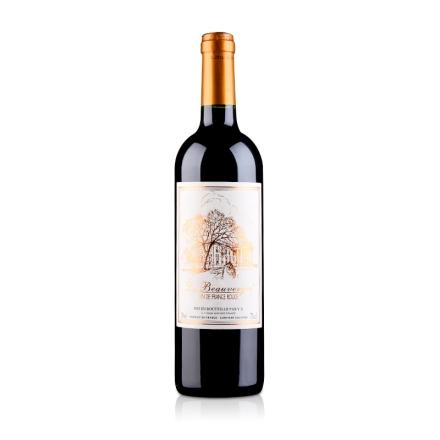 【清仓】法国乐柏园干红葡萄酒750ml