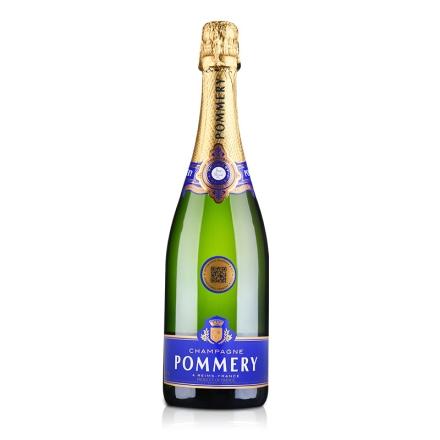 (清仓)法国伯瑞牌干型皇家香槟750ml
