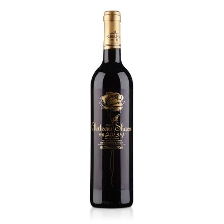 沙恩·金沙臻堡201314干红葡萄酒750ml