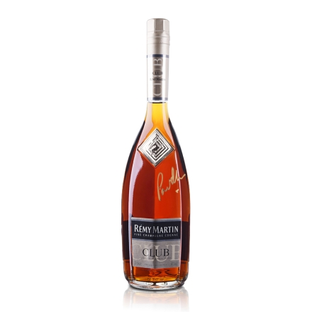 人头马CLUB香槟区优质干邑700ml(签名版)