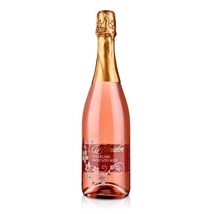 澳大利亚紫夜少女系列桃红气泡葡萄酒750ml