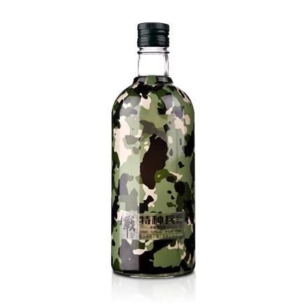 【清仓】52°老战士战酒•特种兵750ml
