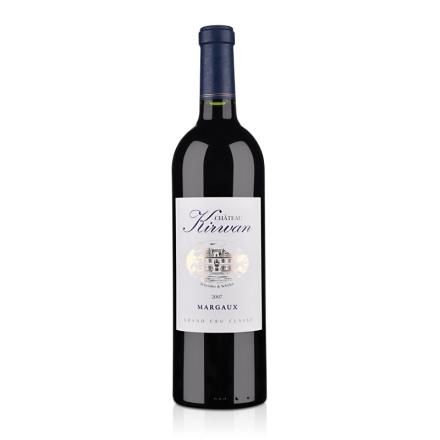 (列级庄·名庄正牌)法国麒麟酒庄2007干红葡萄酒750ml(又名:奇万酒庄)