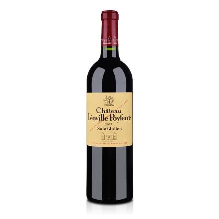 (列级庄·名庄正牌)法国波菲酒庄2007干红葡萄酒750ml(又名:礼维波伊酒庄)