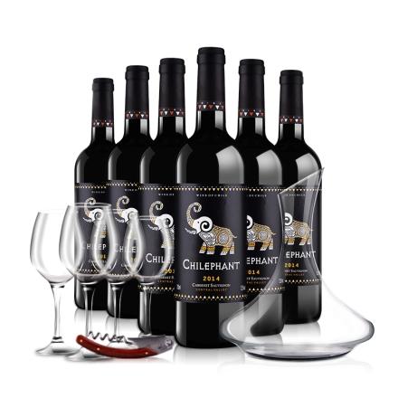 智象赤霞珠干红葡萄酒750ml*6