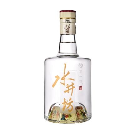 52°水井坊·三国系列(义勇仁)500ml