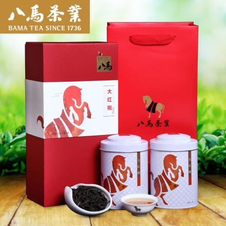 【清仓】武夷山醇韵大红袍两盒组合装100g