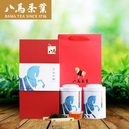 【清仓】武夷山正山小种红茶醇韵两盒组合装150g