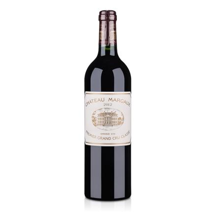 法国红酒(列级庄·名庄·正牌)玛歌城堡2012干红葡萄酒750ml