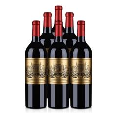 (列级庄·名庄·副牌)宝玛酒庄2013干红葡萄酒750ml (又名宝马、帕玛、帕美)(6瓶套装)
