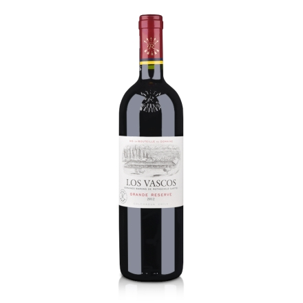 智利拉菲集团巴斯克特酿红葡萄酒750ml