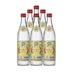 62°衡水老白干绿标500ml(6瓶装)