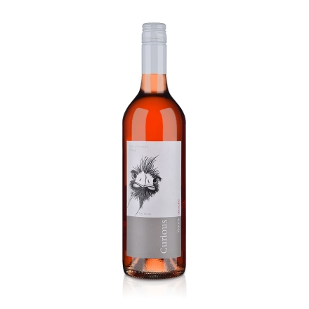 【清仓】澳大利亚红酒可吨儿(curious)莫斯卡托甜型桃红葡萄酒750ml