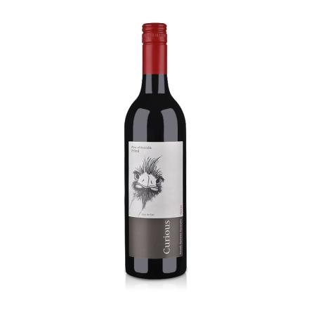 澳大利亚红酒可吨儿(curious)西拉红葡萄酒750ml
