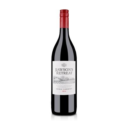 澳洲红酒澳大利亚奔富洛神山庄西拉赤霞珠又名(设拉子赤霞珠)干红葡萄酒1000ml
