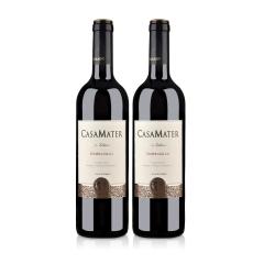 西班牙(原瓶进口)梅特世家干红葡萄酒750ml(双瓶装)