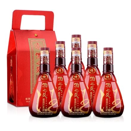 52°五粮液股份有限公司酒之头佳酿500ml(6瓶装)