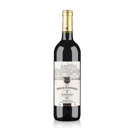 法国红酒法国原瓶进口莫蕾尔干红葡萄酒750ml