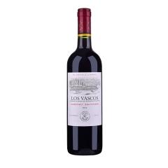 智利红酒智利拉菲巴斯克卡本妮苏维翁红葡萄酒750ml(又名:华诗歌)