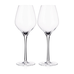 GSLIGH斯莱克葡萄酒水晶杯620ml (双支装)
