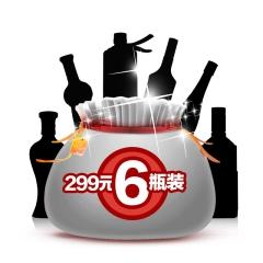 事业成福袋(299元6瓶)